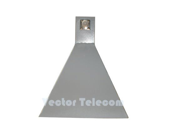 Standard Gain Horn Antenna with Built-in Coaxial Input