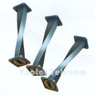 WR112 Waveguide Twist